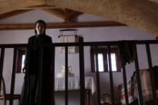 "Scenes from the film ""Nikos Kazantzakis"" in the Olive Oil Museum"